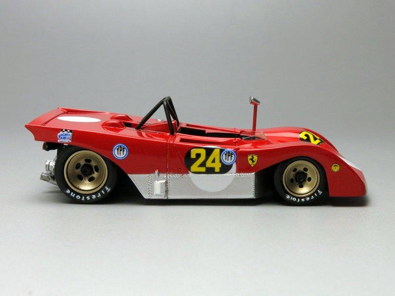 フェラーリ 312PB – ルマンの会...
